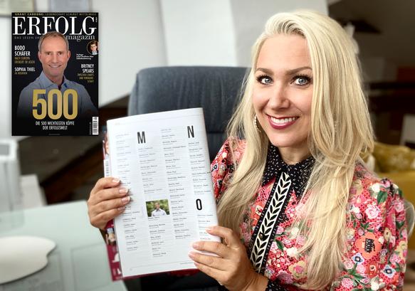 Top 500 der Erfolgswelt