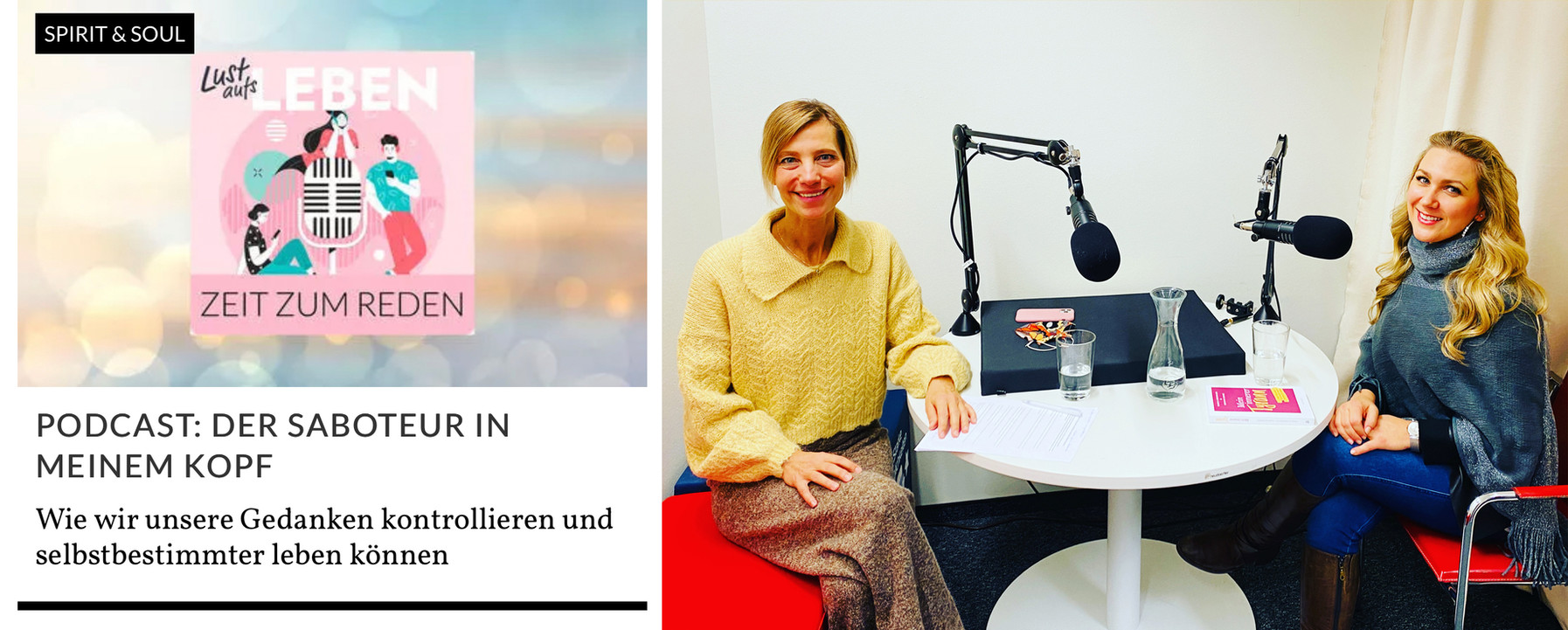 Podcast »Lust aufs LEBEN«