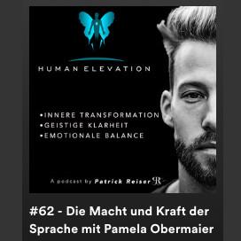 Pamela Obermaier in Patrick Reisers Podcast