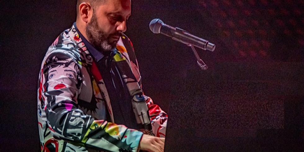 """Santi Scarcella """"IN DUE IO E IL PIANO"""""""