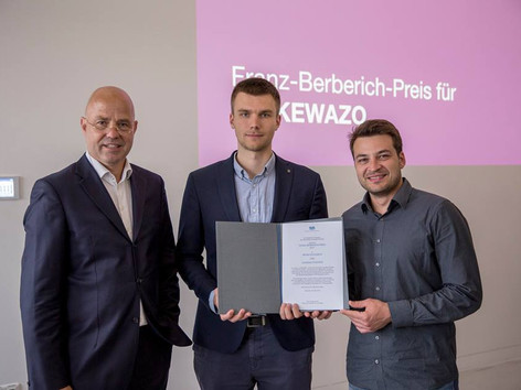 Franz-Berberich-Award 2018