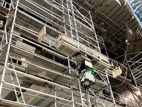 Up to 44% more efficiency within the scaffolding industry thanks to innovative robotics