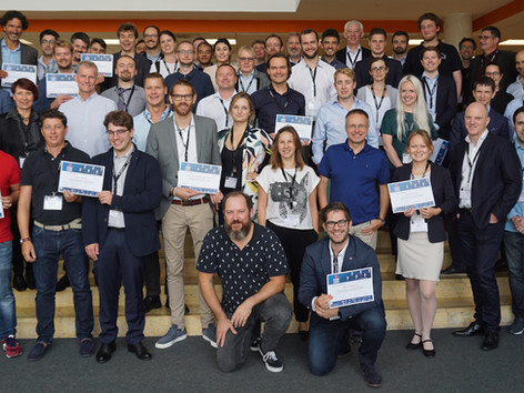 RobotUnion announces the 20 start-ups selected to enter the acceleration programme