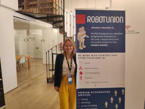RobotUnion Master Training Camp