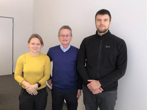 Dr. Helmut Kreller joins KEWAZO team