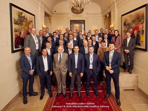 Industrial Leaders Summit 2019