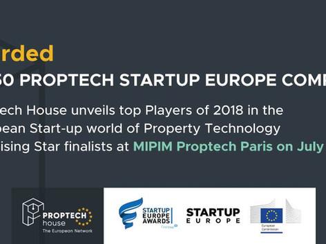 KEWAZO unter den Top 50 PropTech-Start-ups in Europa!