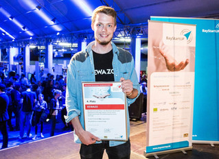 Winners of the second phase - Munich Businessplan Competition