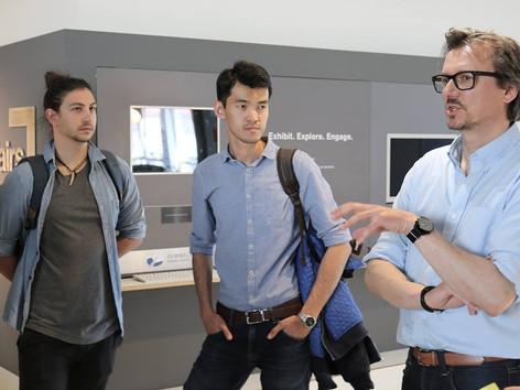 KEWAZO visits designaffairs GmbH