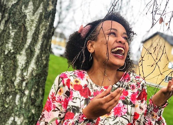 Latter meditation - Løft energien