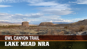 Lake Mead NRA: Owl Canyon Trail Loop