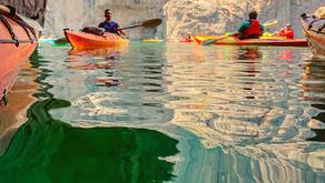 Two Year Anniversary & Kayaking the Black Canyon