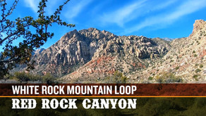 White Rock Mountain Loop & La Madre Spring Trail | Red Rock Canyon, NV