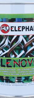Ele NOVUS - Secchiello da 2,5lt
