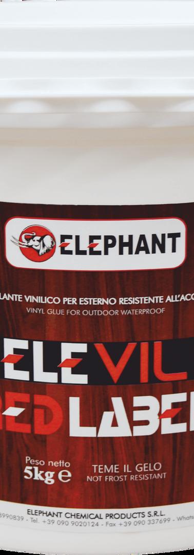 Elevil RED LABEL - Secchiello da 5kg