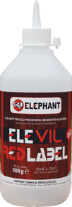 Elevil RED LABEL - Flaconcino da 500gr
