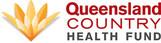 queensland country health fund logo, aus