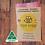 Thumbnail: Oz Beeswax Wraps (Medium 14x14cm) - 5x Mixed Pack