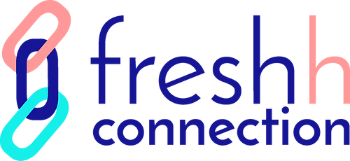 Freshh Connection_social media management design branding