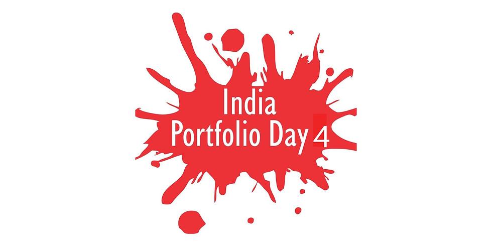 Indian Portfolio Day 4