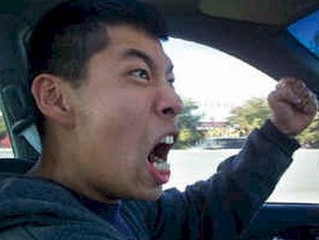 Tips to avoid morning road rage
