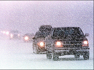 PREPARE YOURSELF AND YOUR VEHICLE FOR WINTER Be safe. Be prepared for the road that lyes ahead of yo
