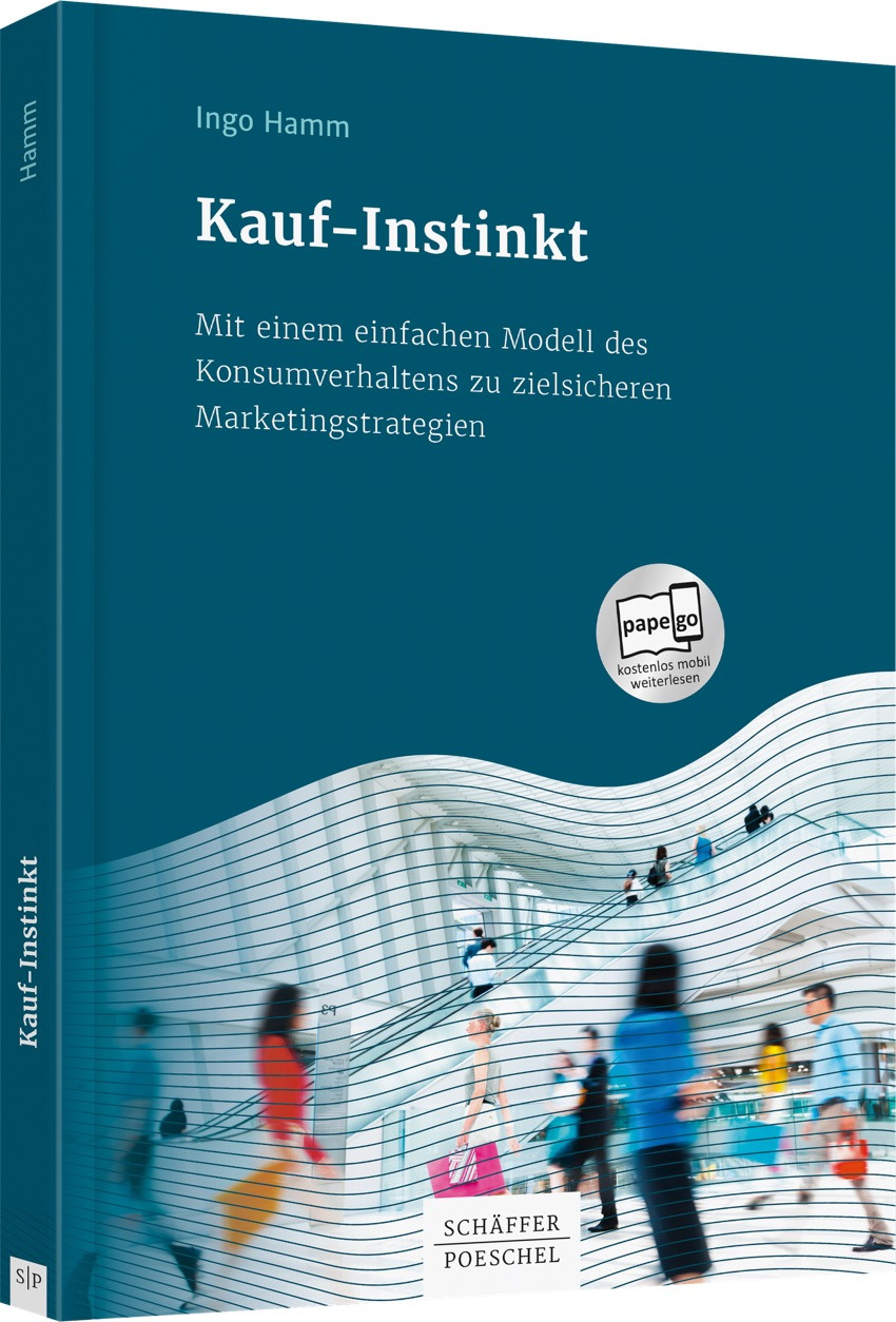 Buch-Cover Kauf-Instinkt