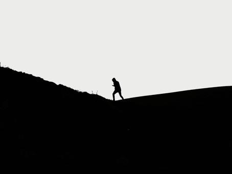"""Das """"18-450-Experiment"""": Wie ich durch Laufen etwas über Selbstführung in Extremsituationen gelernt"""