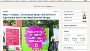 """""""Wahlverhalten: ... Parteinähe der Bürger"""""""