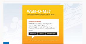 """Bundestagswahlkampf: Oh Mann! O-Mat"""