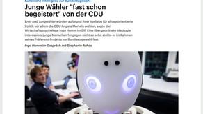 """""""Wahlforschung per künstlicher Intelligenz"""""""