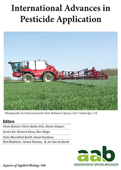 Aspects 144: International Advances in Pesticide Application