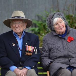Our senior veterans