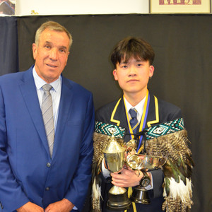 Otaki Dux receives RSA award