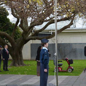 ATC Cadets from 49 Sqn