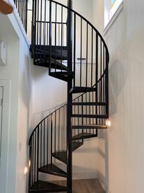 Hill Street Spiral Stairs