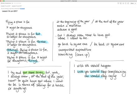 Notatki z lekcji