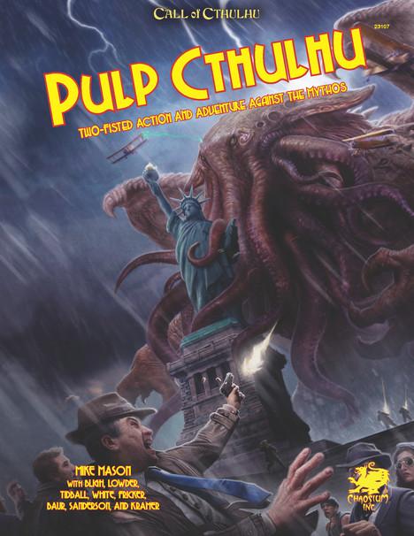 Q&A: Pulp Cthulhu