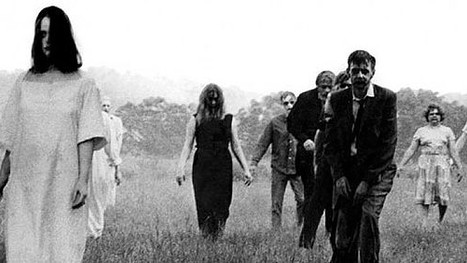 Interviews on new 'Night of the Living Dead' anthology, 'Goon' RPG