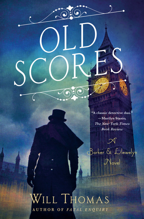 Book Review -- 'Old Scores'