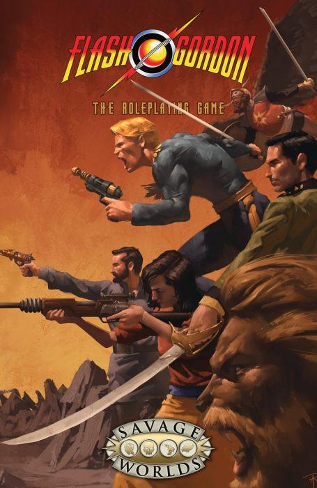 Q&A: The 'Flash Gordon' RPG