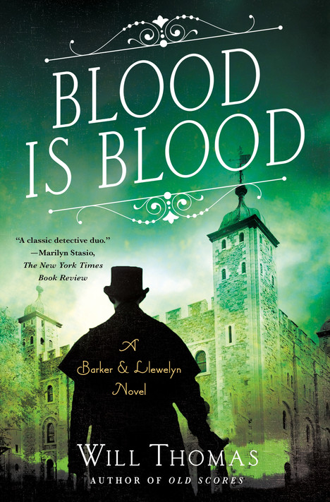 Book Review: Victorian thriller 'Blood is Blood'