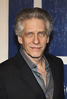 Writer/director David Cronenberg (photo courtesy of IMBD