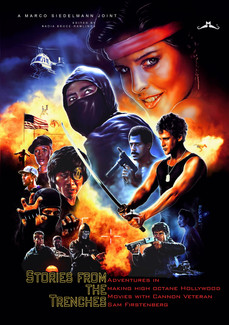 """Q&A: Book on 80's """"B"""" movies with a view from the front lines"""