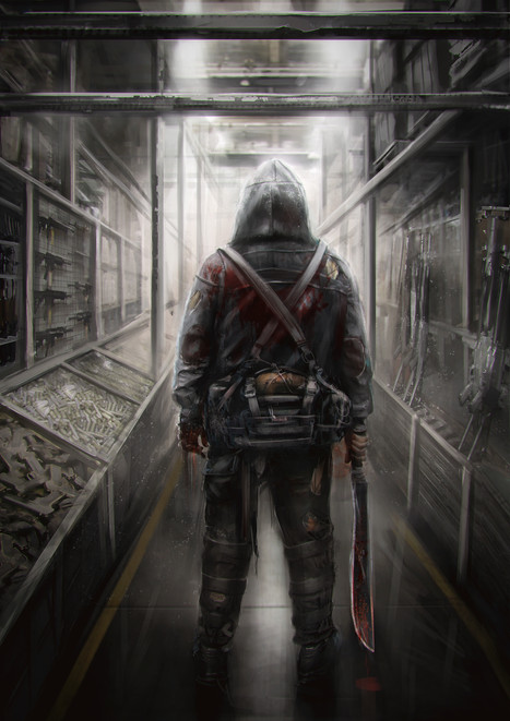 Q&A about 'Era: Survival' rpg -- zombies with a difference?