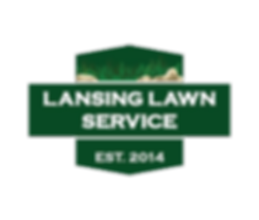 Lansing Lawn Service Grass and Rocks Log
