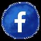 Facebook-logo-watercolor-style-social-me