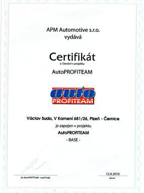 AutoPROFITEAM 2010