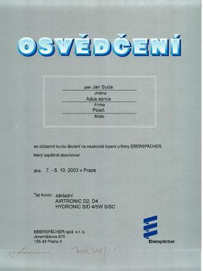 Eberspächer 2003