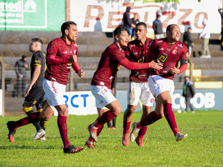 Vitória do Inter SM em Bagé